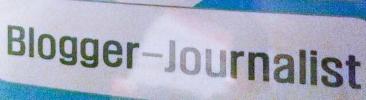 Blogger, giornalisti online