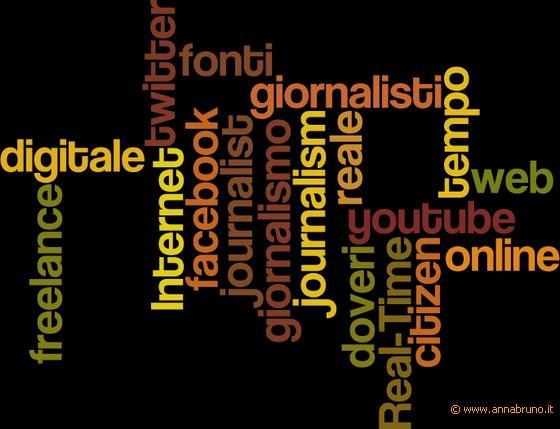 Giornalismo digitale, l'informazione che cambia di scena a Firenze