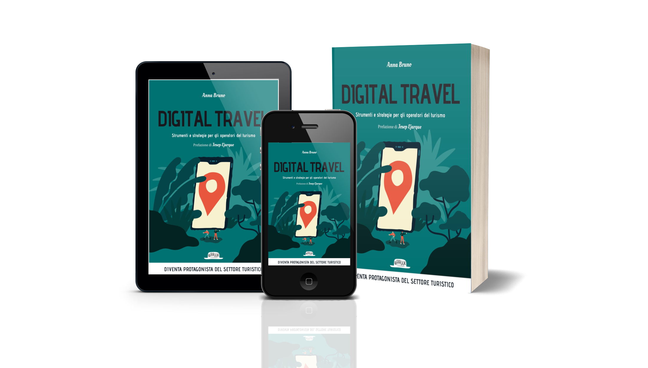 Digital Travel, Anna Bruno